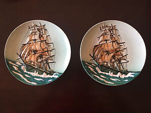 "Antique CLIPPER SHIP ""sovereign of the seas"" 1852"