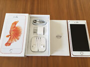 iPhone 6s Plus Rose Gold immaculate condition 128gb Mermaid Beach Gold Coast City Preview