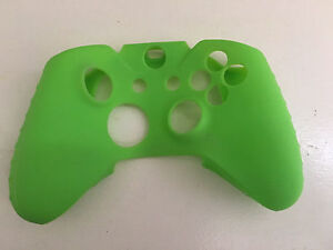 Green xbox one controller cover