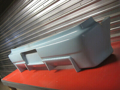 (2) Fiberglass Buddy Style Rear Bumpers for a 88-91 Honda CRX and 99 Civic hatch Honda Crx Buddy