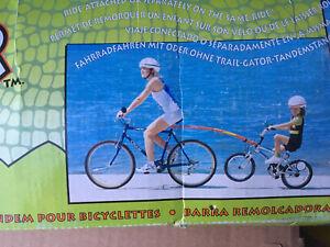 Trail-Gator bicycle tow bar extension NIB