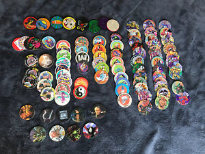 Vintage lot of 1990s POG
