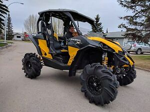 2013 Can am maverick 1000 xrs