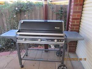Rinnai 3 Burner BBQ - Outdoor Kitchen with Cover Keilor East Moonee Valley Preview