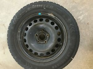 Winter tires 195/65R15