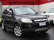 2007 Holden Captiva LX 4x4 Wagon *** DIESEL ** $8,990 DRIVE AWAY Footscray Maribyrnong Area Preview