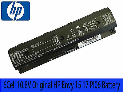 (OEM HP Notebook HSTNN-YB40 Battery 710417-001 P106 5t-j000 tpn-l110 envy 15 17)