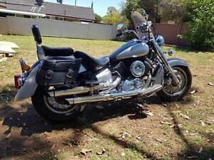 2006 Yamaha V-Star 1100 classic