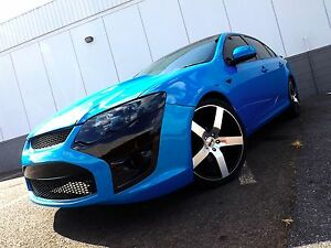 2008 Ford Falcon Sedan xr8 6 speed manual! must see, head turner! Woolloongabba Brisbane South West Preview