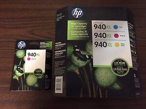HP 940 XL Printer Ink