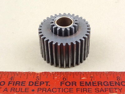 Nice Craftsman 12 Lathe Quick Change Gearbox Box Compound Gear Asy Part 10-1550x