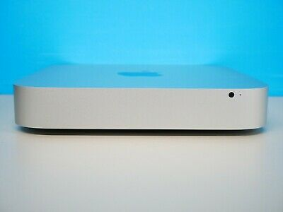 Apple Mac Mini A1347 Intel Core i5 4GB 500GB OSX Desktop PC - Silver (783034)