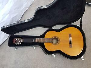 Yamaha Nylon string Classical/Spanish Semi-Acoustic CGX-101A Padstow Bankstown Area Preview