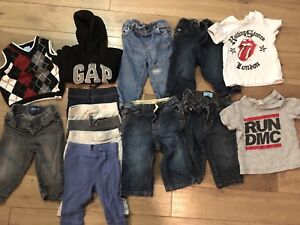 6-12 month baby boy lot