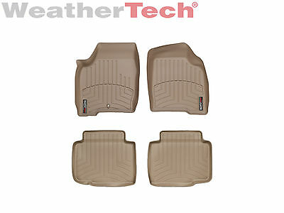 WeatherTech Car FloorLiner for Impala/Limited/Grand Prix - 1st/2nd Row - Tan