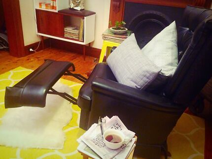 Retro Rocker / Recliner! Petersham Marrickville Area Preview