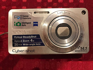 Sony cyber-shot digital camera Carrum Kingston Area Preview