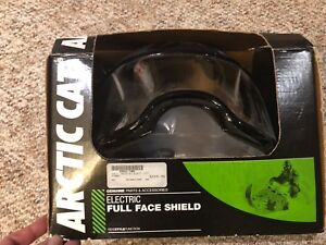 Brand New Arctic Cat Electric Full Face Shield