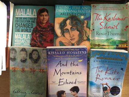 Best sellers books novels