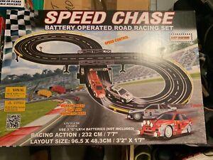 Boys race track