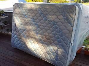 2 x double mattress posture practic Uralla Uralla Area Preview