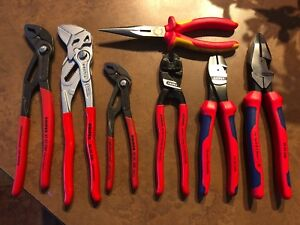 Knipex Pro Electricians Tools (individually priced)