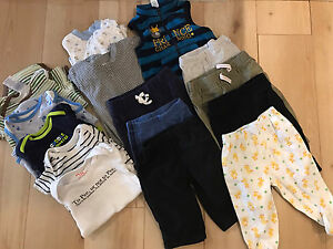 Baby Boy 3m/3-6 month lot