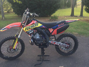 Cr250 2 stroke Middle Dural The Hills District Preview