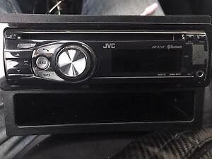 ^^* JVC BLUETOOTH USB AUX HANDS FREE CALLING CAR CD DECK