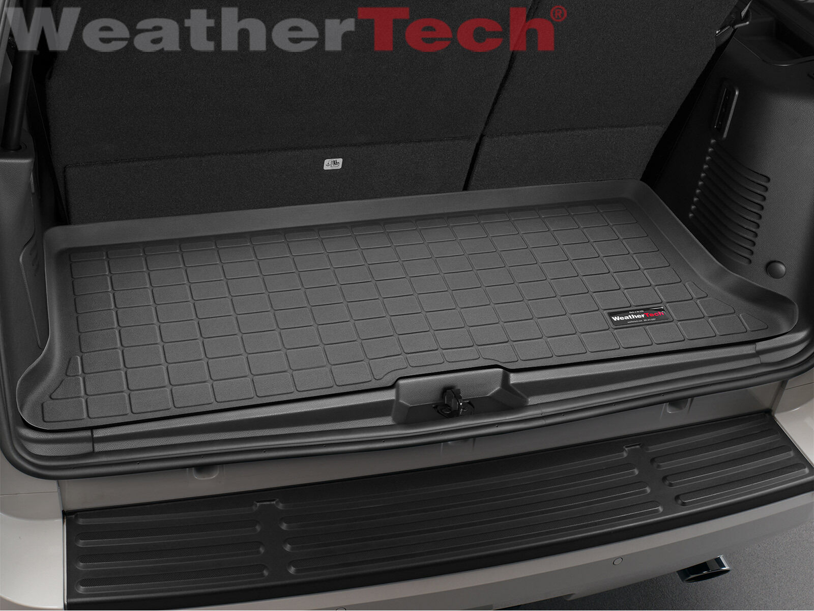 Weathertech Cargo Liner For Ford Expedition Lincoln Navigator Small Black Ebay