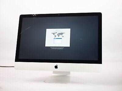 "Apple iMac 27"" (Late 2012): 2.9GHz Quad-Core i5—1TB HDD—8GB Ram(A1419)"