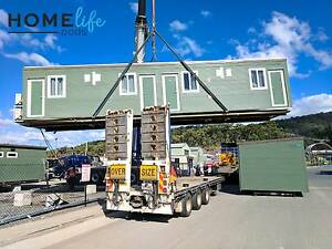 4 bedrooms & 4 bathrooms Relocatable Building. As new 2013 model Yatala Gold Coast North Preview