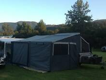 Offroad Central Coast Camper Trailer - Australian Canvas Engadine Sutherland Area Preview