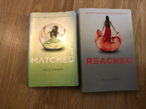 Matched and Reached books