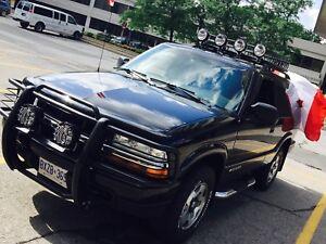 2005 Chevrolet Blazer, 4.3L Vortec V6, 4x4, Base