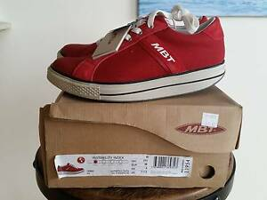 Brand New MBT Shoes JAMBO RED - Size 38 (EUR) Forresters Beach Gosford Area Preview