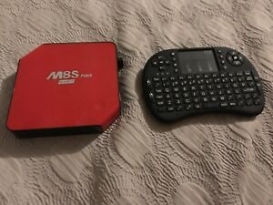 Android box and wireless remote 2GB 16GB