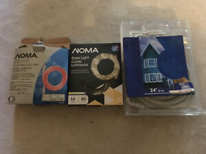 NOMA LED Indoor/Outdoor Lighting  - $40