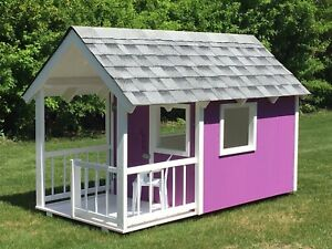 Custom built playhouses and dog houses