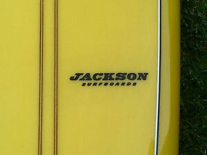 As New 9'6 Jackson Longboard Surfboard Sylvania Sutherland Area Preview