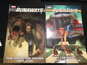 Two great condition runaways comics