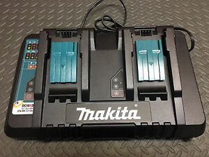 Chargeur double Makita neuf