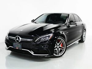 2015 Mercedes Benz C-Class C63S | V8 | AMG | PANO | DRIVER ASSIS