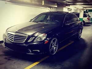 2010 Mercedes E350 4matic / certified + etested