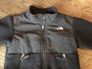 Northface Toddler fleece jacket 4T