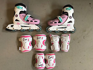 Adjustable Rollerblades size 12 - 2