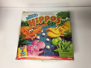 HUNGRY HUNGRY HIPPOS - GAME