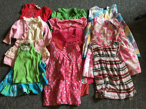 24 Month Girls Clothes-over 110 pieces!