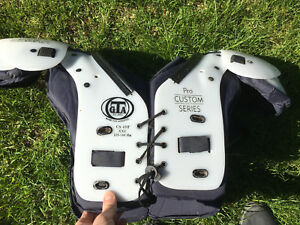 Football shoulder pads - great condition