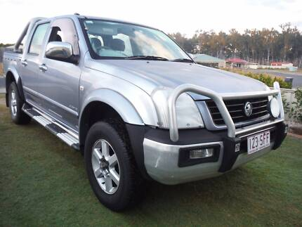 2004 Holden Rodeo Ute Wivenhoe Pocket Somerset Area Preview
